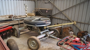 Travelling Irrigator For Sale Australia