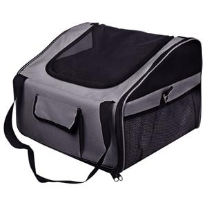 i.Pet Pet Travel Car Seat Carrier - Grey