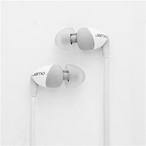 Jamo wEAR In30 In-Ear Headphones (White)