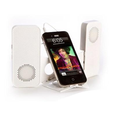 Portable Foldable 3.5mm Pop-Up Speaker Dock