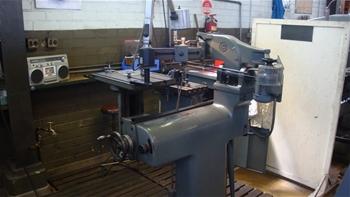 Milling Machine Deckel Model Fp2 Universal Head S No