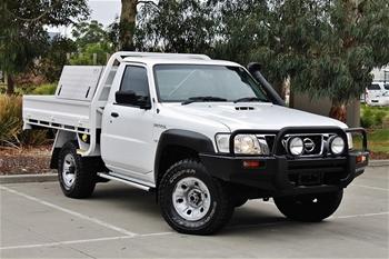 Unreserved 2008 Nissan Patrol Turbo Diesel 4x4