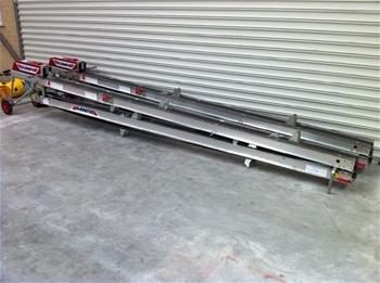 8 Metre Brick & Block Roof Tile Conveyor (2 Storey)