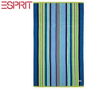 Esprit Cotton Beach Towel Maui Cool
