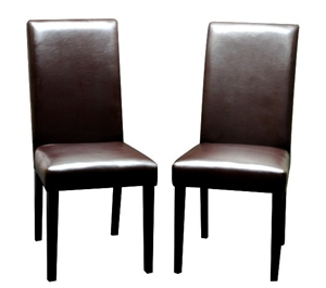 Monaco Chairs In Chocolate Set Of 6 Auction 0003 7101933 Graysonline Australia