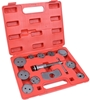 JMV 12pc Universal Caliper Wind Back Kit in Blow Mould Case. Buyers Note -