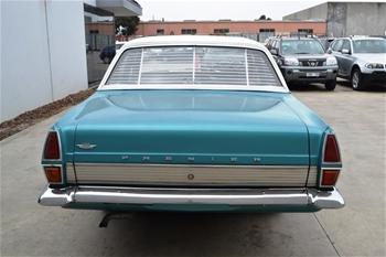 1967 Holden HR Premier Sedan