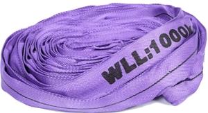 Round Lifting Sling, WLL 1,000kg x 6M (W