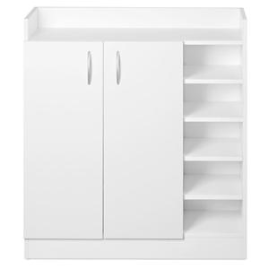 Artiss 2 Doors Shoe Cabinet Storage Cupb