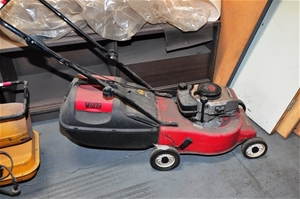 Lawnmower - Victa Concept TVS90 (Used) WITH Tecumseh 38 4 Stroke Petrol Mot