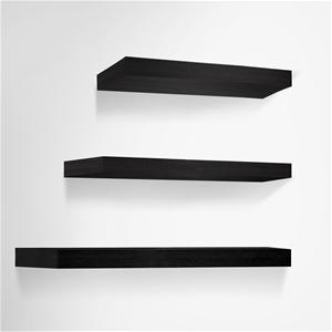 Artiss 3 Piece Floating Wall Shelves - B