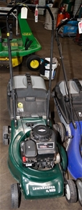 lawnmower victa lawn keeper powered by briggs stratton. Black Bedroom Furniture Sets. Home Design Ideas