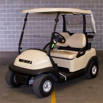Golf Cart 2005 Club Car Precedent I2l Champion Edition