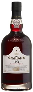Graham's `10 YO`Tawny Port NV (6 x 750mL