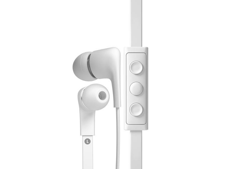 a-JAYS Five Earphone For Windows Phone (White)