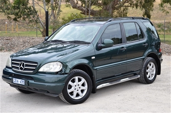 2000 mercedes benz ml320 w163 4wd 7 seater 255214 for 2000 mercedes benz ml320 owners manual