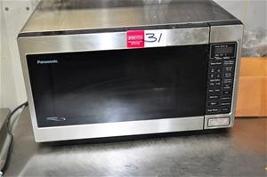 Microwave Oven Panasonic Genius 1200w