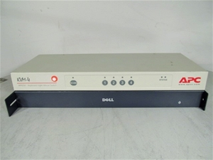 Dell 582RR 16 Port KVM APC AP9254