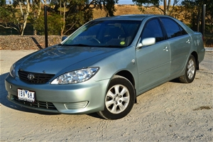 2005 toyota camry altise limited my06 147572 automatic auction 0001 3011017 graysonline. Black Bedroom Furniture Sets. Home Design Ideas
