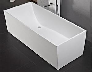 Saba Freestanding Stone Bath 1500 X 650 X 545mm Auction 0012 1701492 Gray