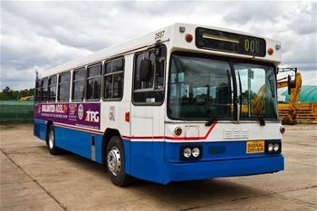 Commuter bus 07 1986 mercedes benz pcm 0305 commuter bus for Mercedes benz 0305 for sale