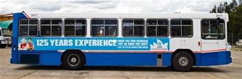 Commuter bus 12 1983 mercedes benz pcm 0305 commuter bus for Mercedes benz 0305 for sale