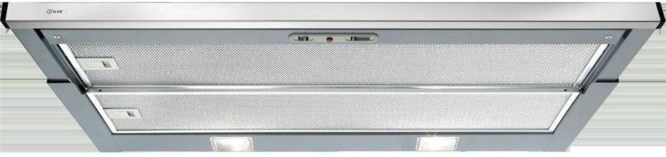 Ilve 90cm Stainless Steel Slideout Rangehood (E71G/90/S)