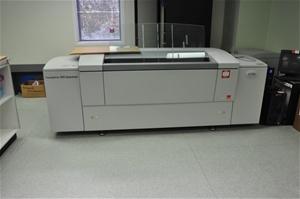 Kodak Creo Trendsetter 400 Quantum Semiautomatic Plate Setter - Model TSM S