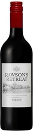 Rawson's Retreat Merlot 2018 (6 x 750mL), SE AUS.