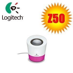 7affe222645 Buy Logitech Z50 Multimedia Speaker Magenta   GraysOnline Australia