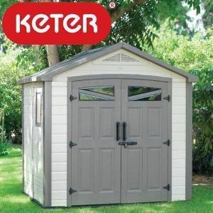 buy keter bellevue garden shed graysonline australia