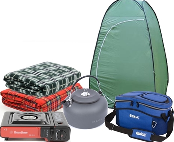 4WD & CAMPING, OUTDOOR ACCESSORIES