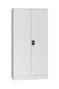 Two-Door Shelf Office Gym Filing Storage
