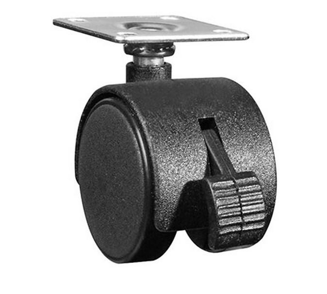 iLuv Heavy Duty Caster Wheels for iAD910 MultiCharger-X (Black)