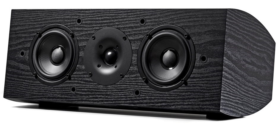 Pioneer SP-C22 Centre Channel Speaker Designed by Andrew Jones (Black)