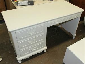 French Style Office Desk Bb30 Auction 0035 5014736 Graysonline Australia
