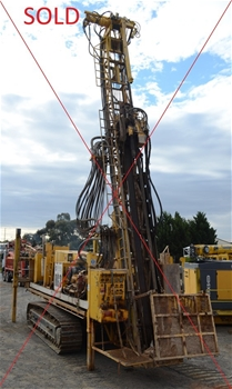 For Sale - Major Drilling Plant & Equipment