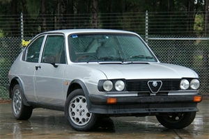 Alfa Romeo Alfasud Ti Hatchback Auction GraysOnline - Alfa romeo alfasud for sale