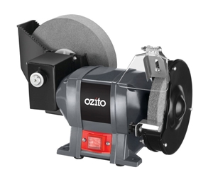 Ozito Wet Amp Dry Bench Grinder 200 150mm Induction 250w