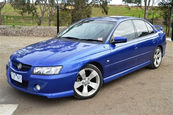 2005 Holden Commodore SV6 Holden By Design VZ 138 041 Automatic