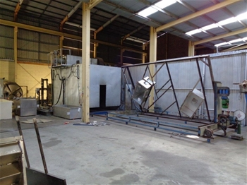 Roto Mould Oven