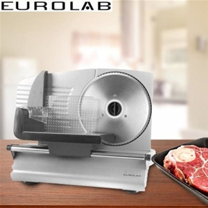 Eurolab Meat & Food Slicer w/ Knife Guard