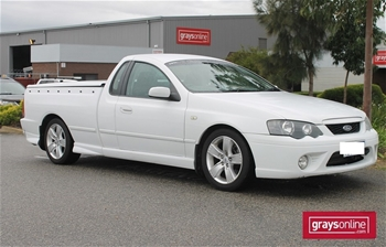 ford falcon xr6 turbo manual for sale nz