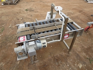 Small Conveyor Stainless Steel With 3 Phase Motor