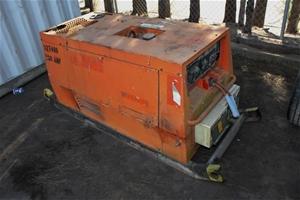 Welder, Generator Denyo TLW-380 SSWK Kubota D1005-KA