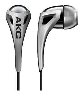 AKG K330 In-ear Headphones (Ear Canals)